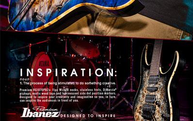 Inspiration Ibanez